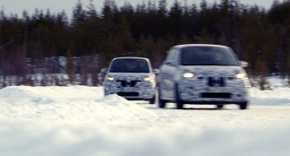 Smart Fortwo and Forfour teaser video