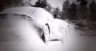 Mercedes AMG -GT Teaser