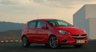 Opel Corsa MY2015