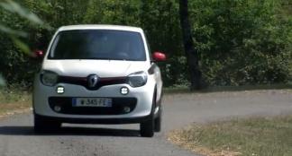 Renault Twingo MY2015