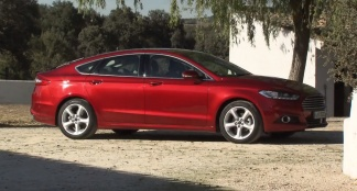 Ford Mondeo MY2014