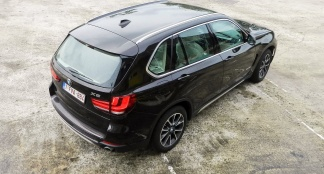 Wegtest Bmw X5 30d Auto55 Be Tests