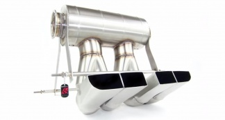 Quicksilver Exhaust for Bugatti Veyron Grand Sport Vitesse