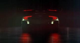 Teaser: Aston Martin Vulcan