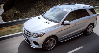 Mercedes GLE MY2016