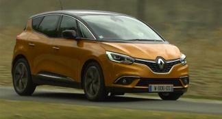 Renault Scénic & Grand Scénic MY2017