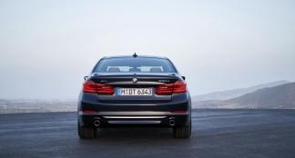 De nieuwe BMW 5 serie.