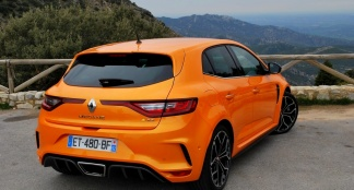 Renault Megane Rs 2018 Auto55be Tests