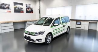 Elektrische Bestelwagens Van Vw Via Tuner Abt Auto55 Be Nieuws