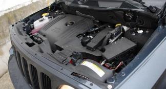 Jeep Patriot 2.0 CRDi