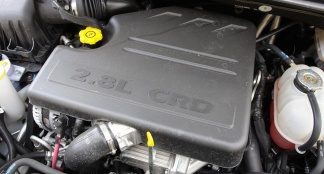 Chrysler Grand Voyager 2.8CRD