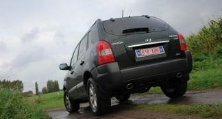 Hyundai Tucson 2.0 CRDi 150pk