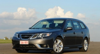 Saab 9-3 Sport-Hatch 1.9 TTiD by Hirsch