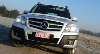 Mercedes GLK 320 CDI