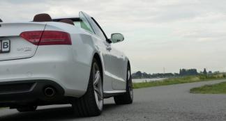 Audi A5 Cabriolet 3.0 TDI Quattro S-Line