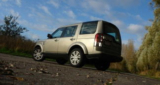 Land Rover Discovery 4 3.0TDV6