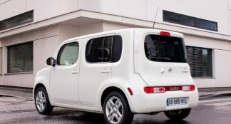 Nissan 1.6 Cube Zen
