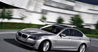 BMW 530d / 535i