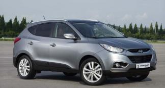Hyundai ix35 2.0CRDi
