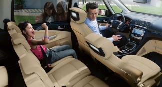 Ford S-MAX en Galaxy