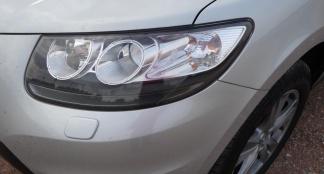 Hyundai Santa Fe 2.2CRDi 4WD Auto.