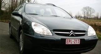 Citroën C5 Break 2.2 HDi Exclusive