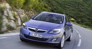 Opel Astra Sports Tourer 2.0CDTI