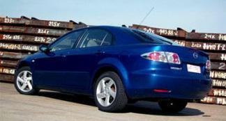 Mazda 6 2.0 CDVi TSi 120pk