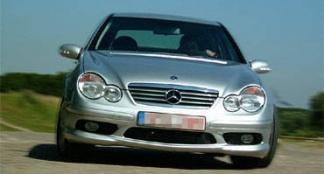 Mercedes C Sport Coupé 220 CDI
