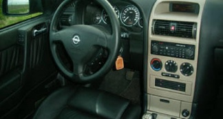 Opel Astra Coupé  2.2 Bertone Edition