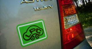Opel Astra 1.6 16v LPG Elegance