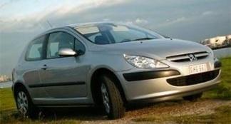 Peugeot 307 2.0 HDI 90pk XS driedeurs