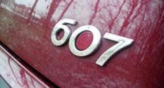 Peugeot 607 2.2HDI Titane