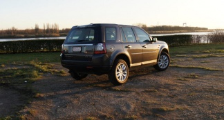 Land Rover Freelander TD4 AWD