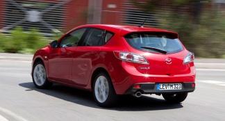 Mazda 3 1.6 CDVi