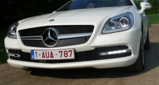 Mercedes-Benz SLK 200 BlueEfficiency