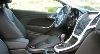 Opel Astra GTC 1.6 Turbo
