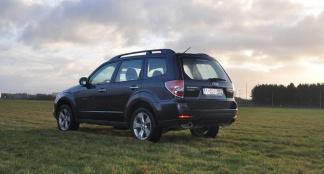 Subaru Forester 2.0D AWD