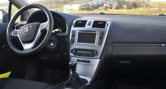 Toyota Avensis Sedan 1.6 Valvematic