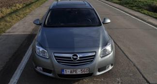 Opel Insignia Sports Tourer 1.4 ecoflex