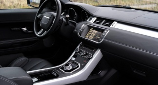 Range Rover Evoque Coupé Si4