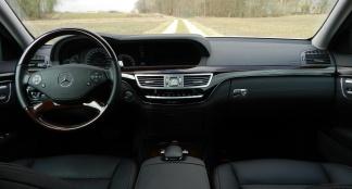 Mercedes S350 CDI LWB 4Matic
