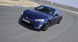Toyota GT86 Circuittest