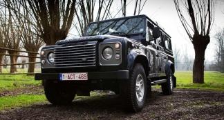 Land Rover Defender 110 MY2012