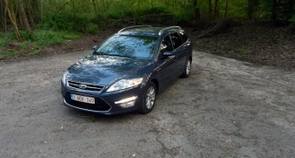 Ford Mondeo Clipper 1.6 TDCi Econetic
