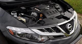 Nissan Murano 2.5 dCi