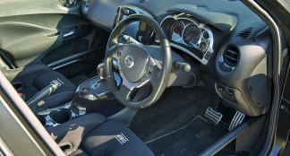 Nissan Juke-R Circuittest