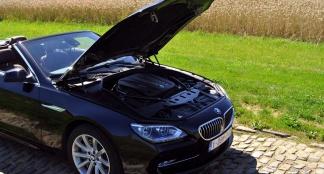 BMW 640d xDrive Cabrio