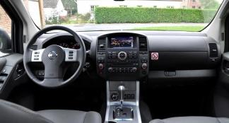 Nissan Navara V6 AT