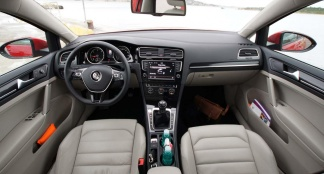 VW Golf VII 2.0 TDI 150pk